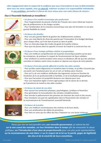 Profession de foi,dominique baud,jérôme boucher,législative,election,2012,10 et 17 juin,paris,75,13ème circonscription,pld,alliance centriste,feminin politique